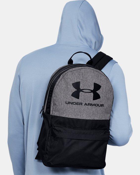 UA Loudon Backpack, Gray, pdpMainDesktop image number 0