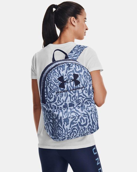 UA Loudon Backpack, Blue, pdpMainDesktop image number 0
