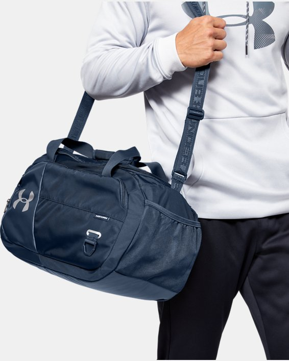 UA Undeniable Duffel 4.0 XS Duffle Bag, Navy, pdpMainDesktop image number 0
