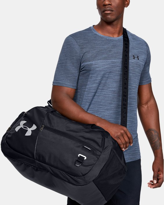 UA Undeniable Duffle 4.0 Medium Duffle Bag, Black, pdpMainDesktop image number 5