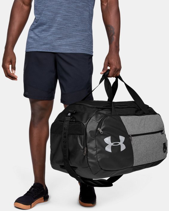 Sac de sport UA Undeniable 4.0 Large, Gray, pdpMainDesktop image number 0