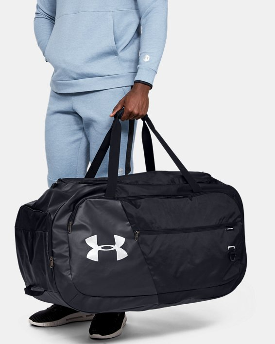 UA Undeniable Duffel 4.0 XL Duffle Bag, Black, pdpMainDesktop image number 0