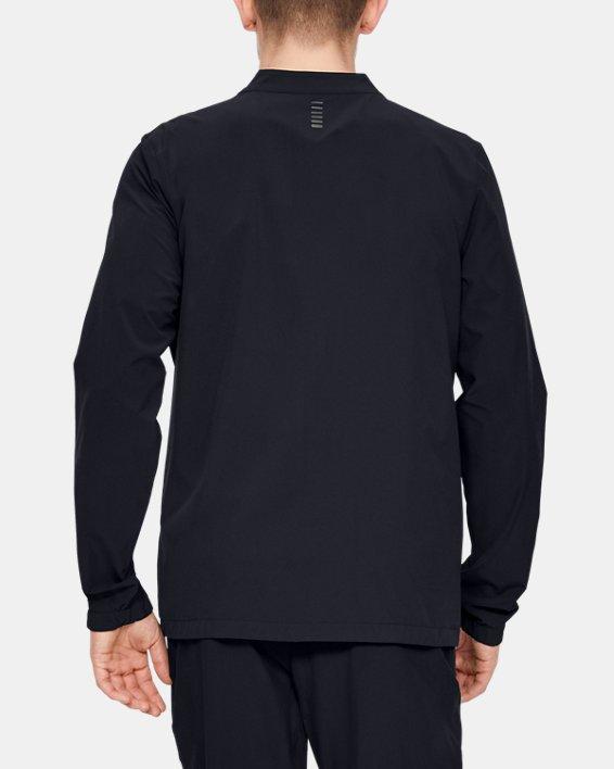 Men's UA Storm Launch 2.0 Jacket, Black, pdpMainDesktop image number 2