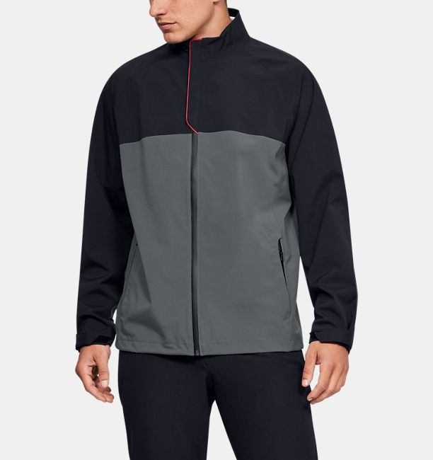Under Armour Golf Rain Mens Golf Jackets & Vests