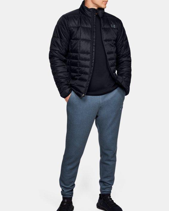 Men's UA Armour Insulated Jacket, Black, pdpMainDesktop image number 1