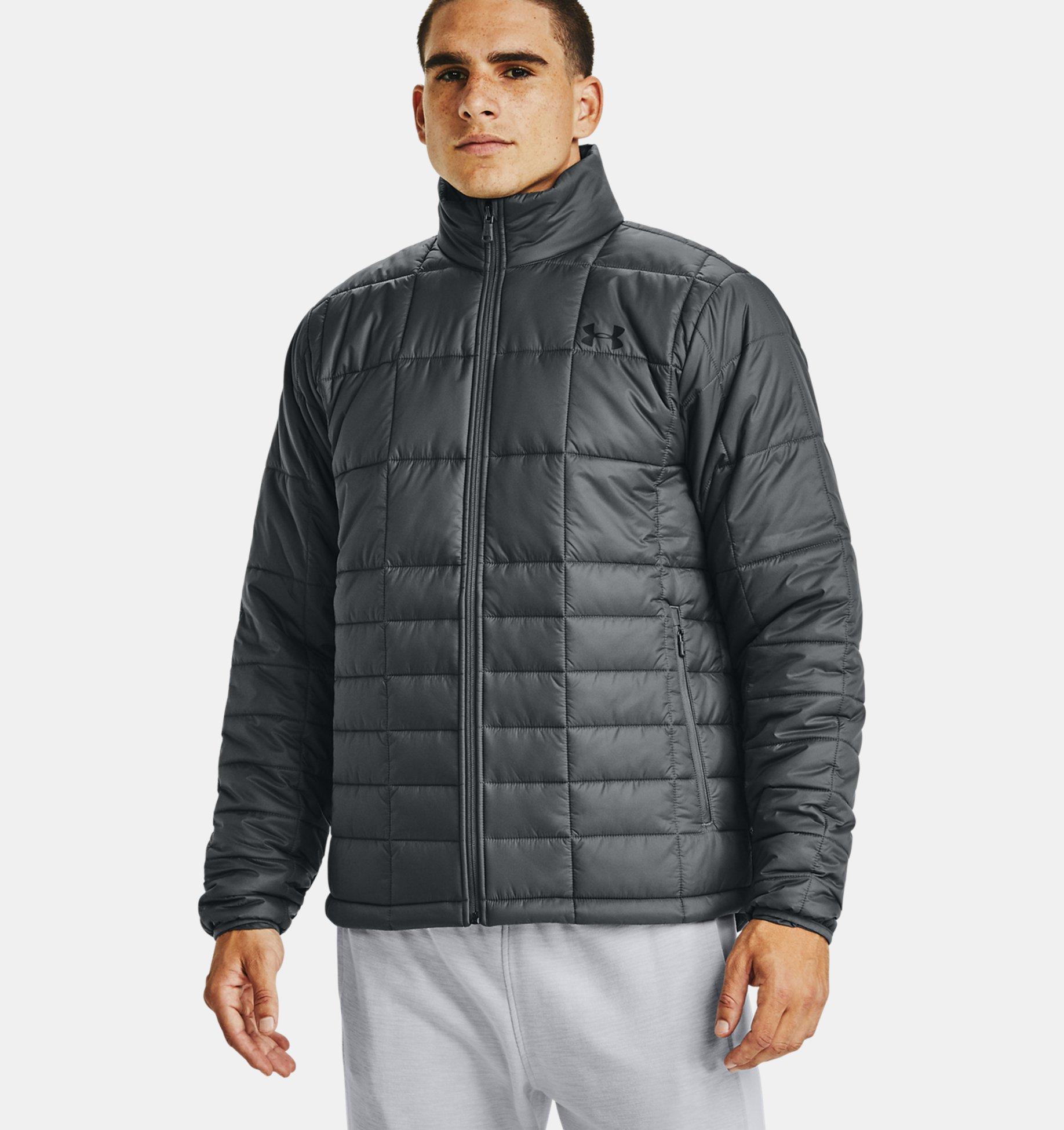 Underarmour Mens UA Armour Insulated Jacket