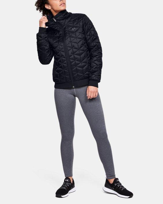 Women's ColdGear® Reactor Performance Jacket, Black, pdpMainDesktop image number 1