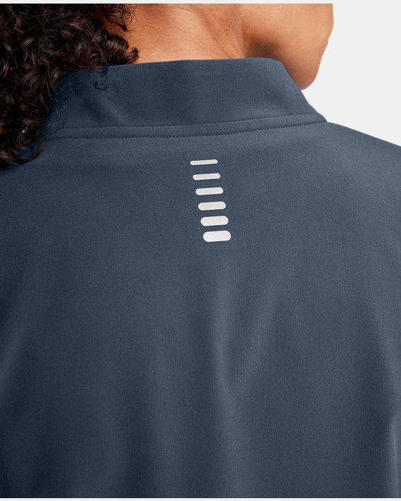 Women's UA Storm Launch Linked Up Jacket, Gray, pdpMainDesktop image number 5