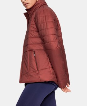 efdda9a08 New Arrival Women's UA Armour Insulated Jacket 1 Color Available $120