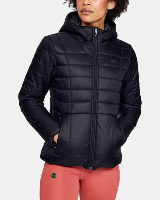 Women's UA Armour Insulated Hooded Jacket