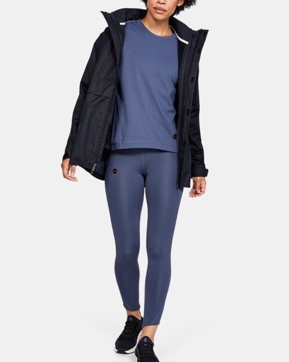 Women's UA Armour 3-in-1 Jacket, Black, pdpMainDesktop image number 1