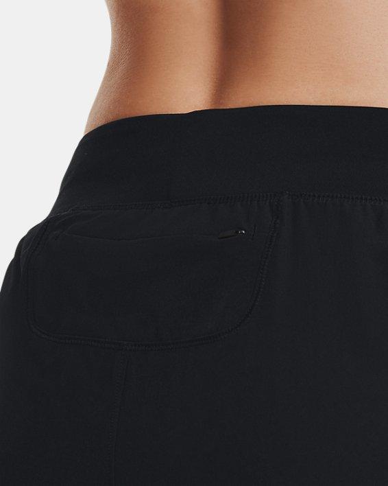 Pantalón corto UA Qualifier Speedpocket para mujer, Black, pdpMainDesktop image number 6