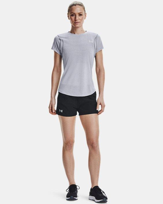 Pantalón corto UA Qualifier Speedpocket para mujer, Black, pdpMainDesktop image number 5