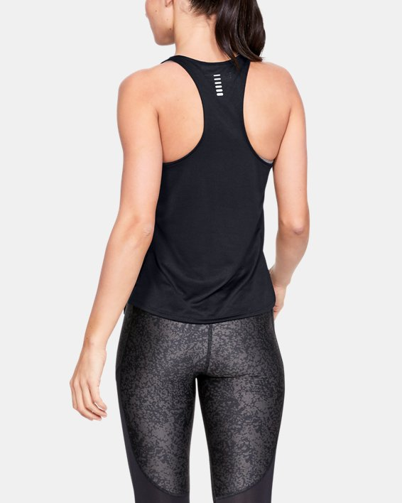 Women's UA Speed Stride Tank, Black, pdpMainDesktop image number 0