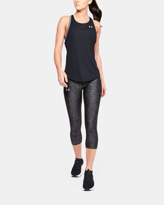 Women's UA Speed Stride Tank, Black, pdpMainDesktop image number 1