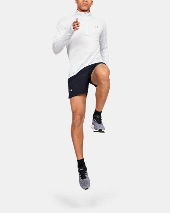 Men's UA Speedpocket Linerless 7'' Shorts, Black, pdpMainDesktop image number 1