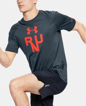 7cac6bc9e4 Men's Running Short Sleeve Shirts | Under Armour US