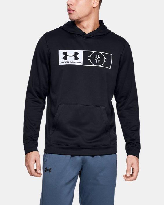 UA Hockey Hoody, Black, pdpMainDesktop image number 1
