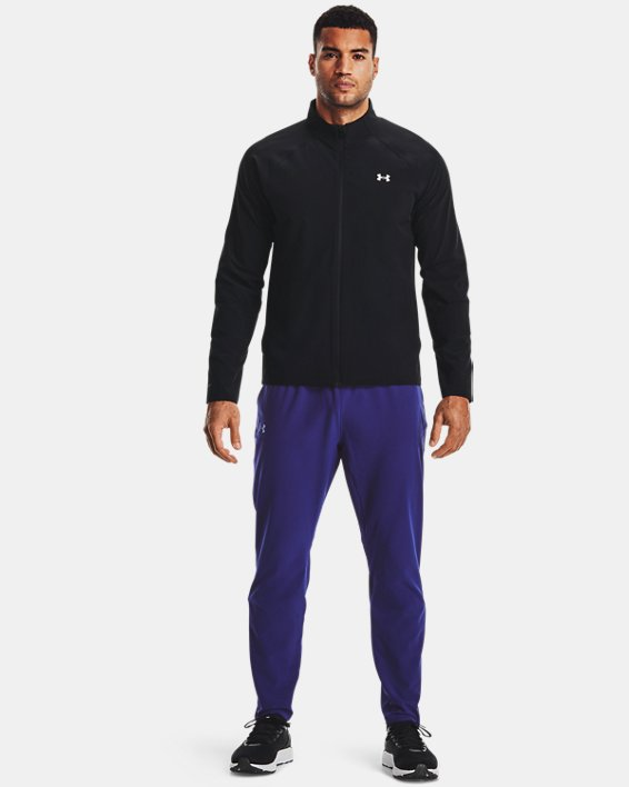 Men's UA Storm Launch 2.0 Pants, Blue, pdpMainDesktop image number 0
