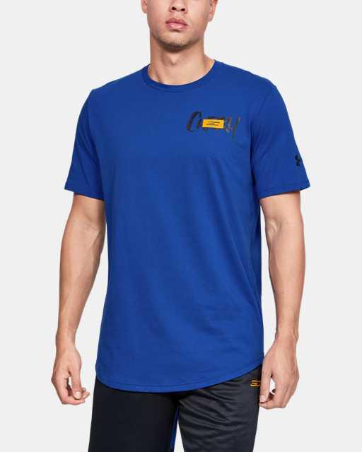 Men's SC30 Stack Logo Short Sleeve T-Shirt