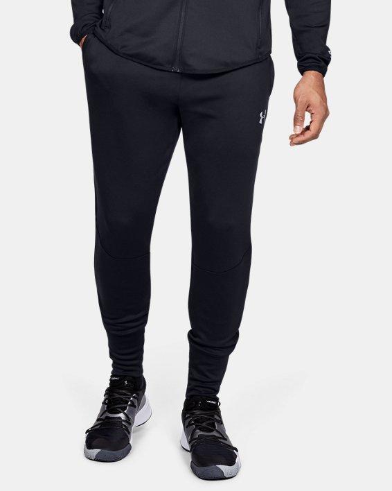 Men's UA Select Warm-Up Pants, Black, pdpMainDesktop image number 0