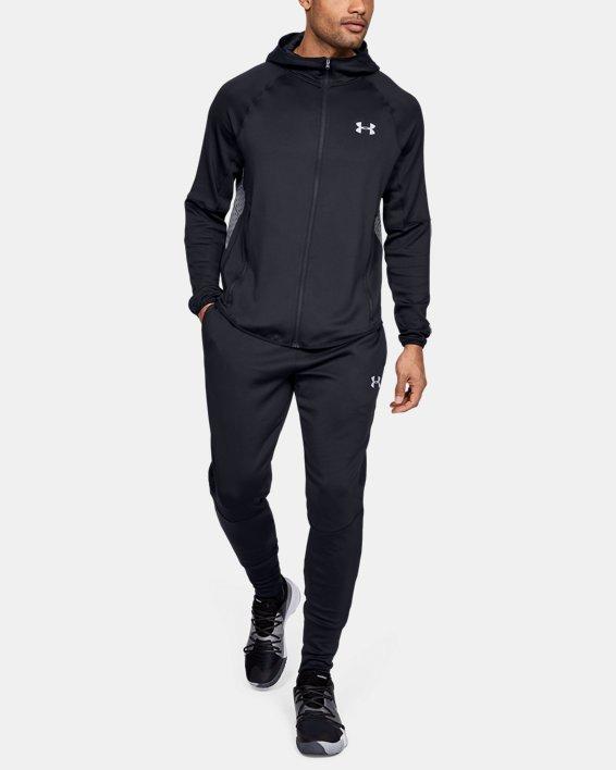 Men's UA Select Warm-Up Pants, Black, pdpMainDesktop image number 1