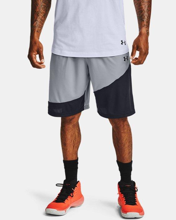 "Men's UA Baseline 10"" Shorts, Gray, pdpMainDesktop image number 0"