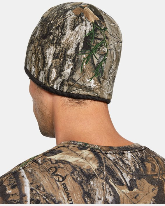 Men's UA Reversible Camo Beanie, Misc/Assorted, pdpMainDesktop image number 0