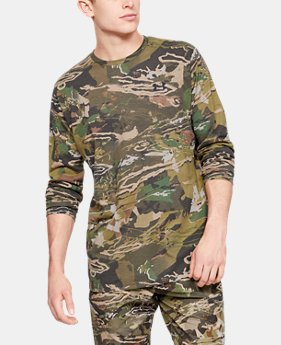 70c81cccc New Arrival Men's UA Scent Control Camo Long Sleeve T-Shirt 2 Colors  Available $35