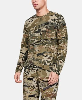 328fa0331c2bf8 New Arrival Men's UA Scent Control Camo Long Sleeve T-Shirt 2 Colors  Available $35