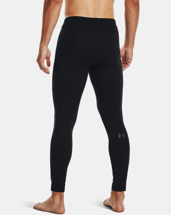 Men's ColdGear® Base 4.0 Leggings, Black, pdpMainDesktop image number 2
