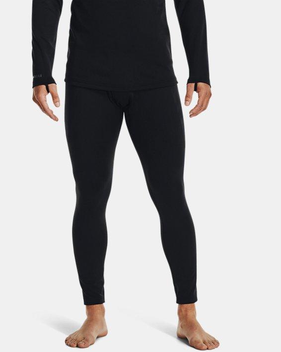 Legging ColdGear® Base 4.0 pour homme, Black, pdpMainDesktop image number 1