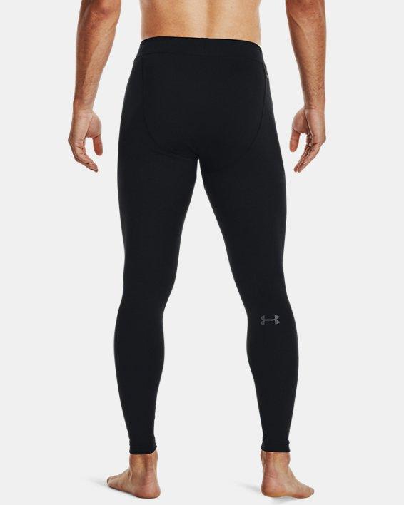 Men's ColdGear® Base 3.0 Leggings, Black, pdpMainDesktop image number 2