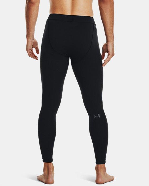 Men's ColdGear® Base 2.0 Leggings, Black, pdpMainDesktop image number 2