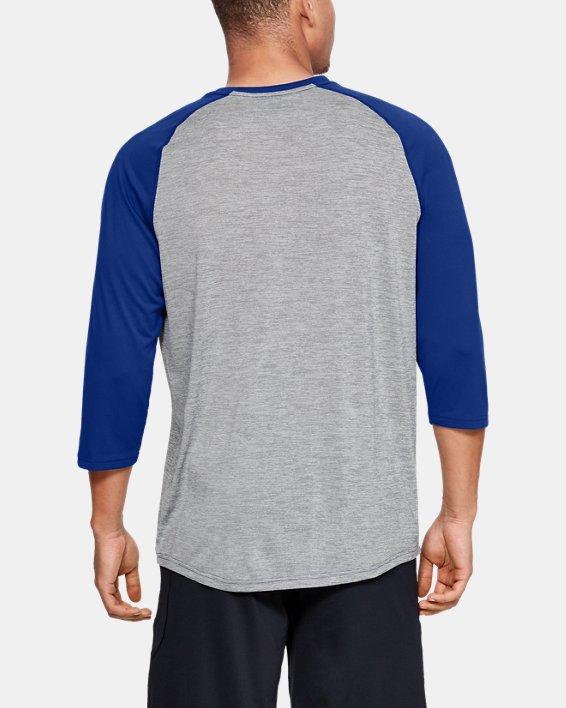 M IL Utility 3/4 Shirt, Gray, pdpMainDesktop image number 2