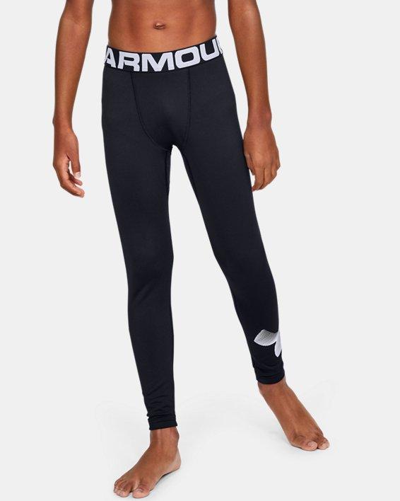 Boys' ColdGear® Armour Leggings | Under Armour