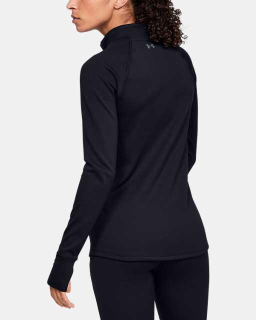 Women's ColdGear® Base 4.0 ½ Zip