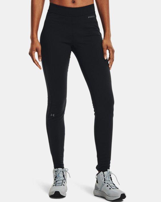 Women's ColdGear® Base 4.0 Leggings, Black, pdpMainDesktop image number 1