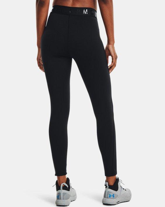 Women's ColdGear® Base 3.0 Leggings, Black, pdpMainDesktop image number 2