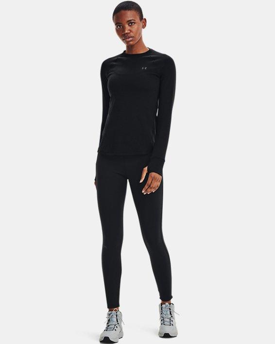 Women's ColdGear® Base 3.0 Leggings, Black, pdpMainDesktop image number 1