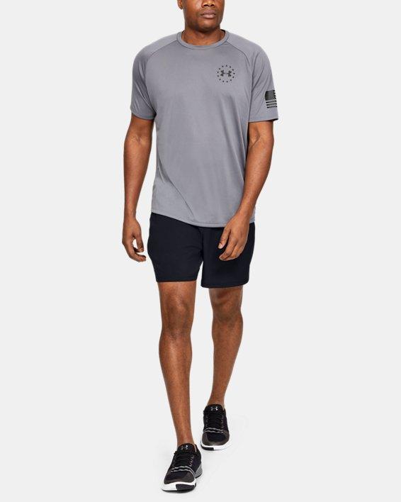 Men's UA Tactical PT Shorts, Black, pdpMainDesktop image number 1