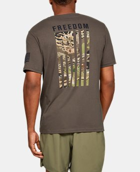35f9772c9 New Arrival Men's UA Freedom Flag Camo T-Shirt 2 Colors Available $25