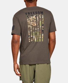 the latest e4e3a 8806f New Arrival Men s UA Freedom Flag Camo T-Shirt 2 Colors Available  25
