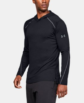 cd8d7983 Men's UA Iso-Chill Fusion Hoodie 1 Color Available $50