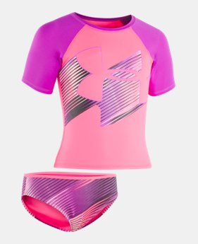 98b01623eb Girls' Pink Kids (Size 8+) Tops | Under Armour US