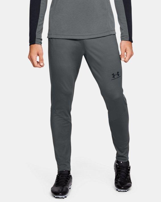 Pantalon UA Accelerate Premier pour homme, Gray, pdpMainDesktop image number 0