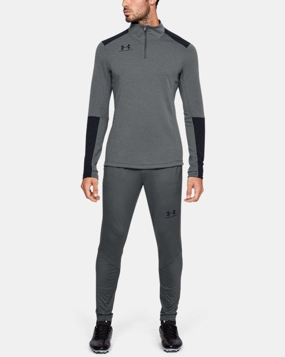 Pantalon UA Accelerate Premier pour homme, Gray, pdpMainDesktop image number 1