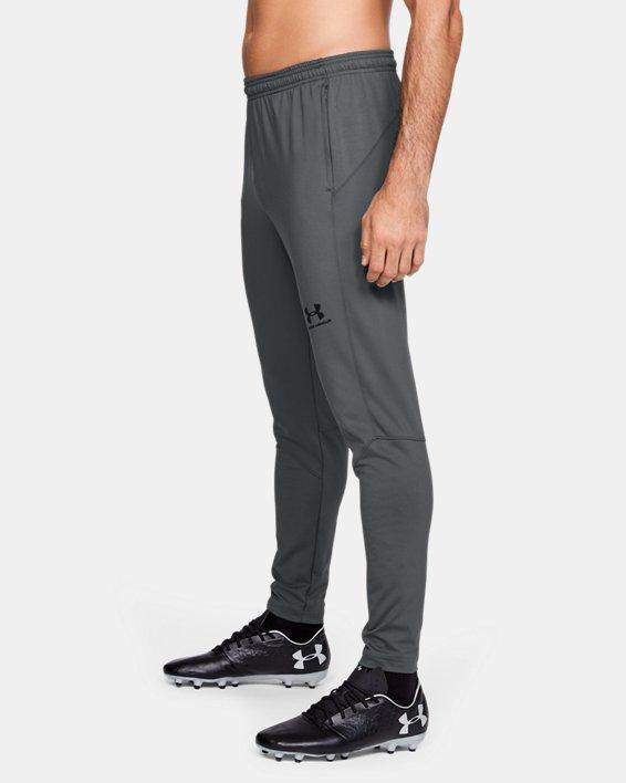 Pantalon UA Accelerate Premier pour homme, Gray, pdpMainDesktop image number 3