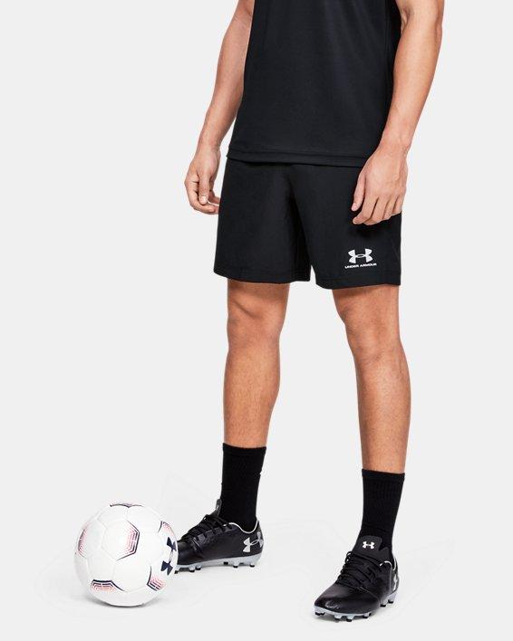 Men's UA Accelerate Premier Shorts, Black, pdpMainDesktop image number 0