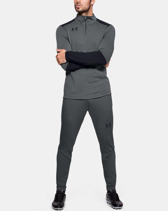 Men's UA Accelerate Premier Midlayer, Gray, pdpMainDesktop image number 1